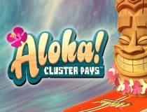 Aloha! Cluster Pays logo