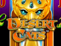 Desert Cats logo