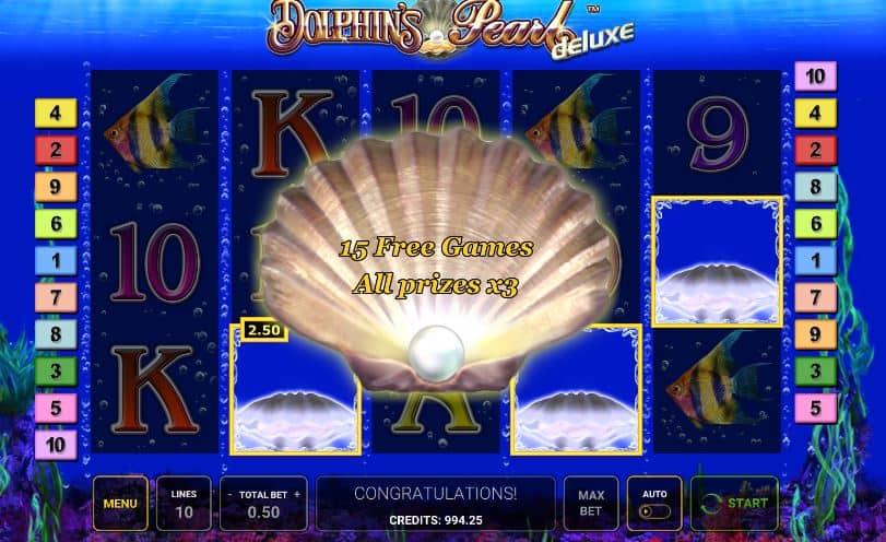 Juegos De Casino Gratis Dolphins Pearl Deluxe
