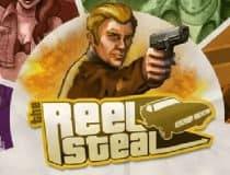 Reel Steal logo