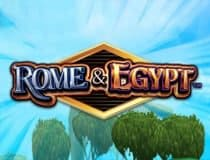 Rome & Egypt logo