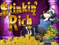 Stinkin Rich logo