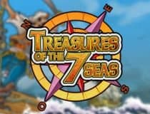 Treasures Of The 7 Seas logo
