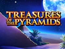 Treasures of the Pyramids logo