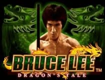 Bruce Lee Dragon's Tale logo
