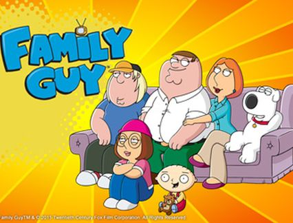 Family Guy logo