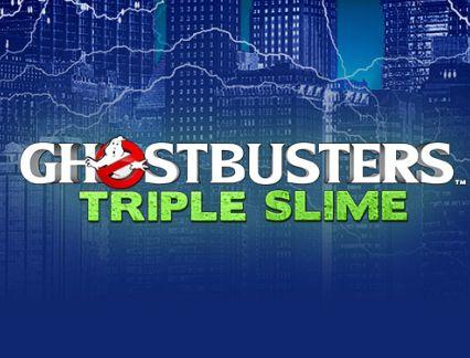 Ghostbusters Triple Slime logo