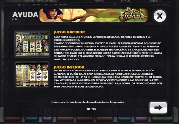 Spiele La Bruja Fortuna - Video Slots Online