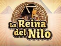 La Reina del Nilo logo
