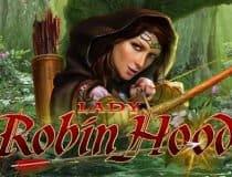 Lady Robin Hood logo