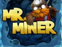 Mr. Miner logo