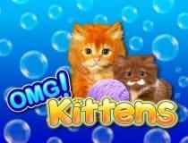 OMG! Kittens logo