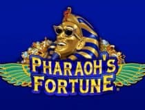Pharaoh's Fortune logo
