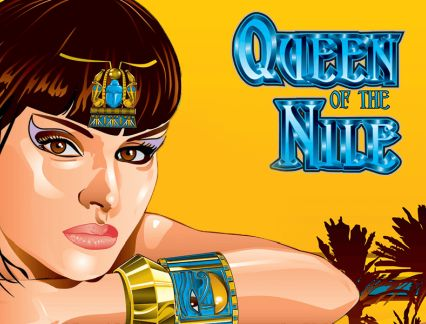 Queen Of The Nile logo