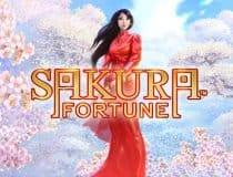 Sakura Fortune logo