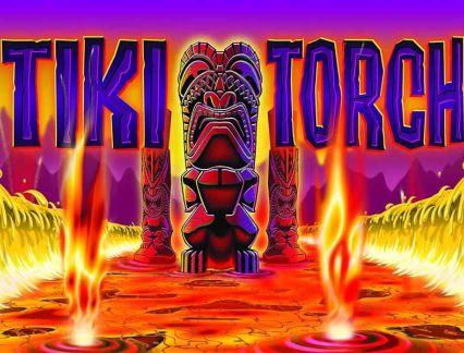 Tiki Torch logo