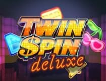 Twin Spin Deluxe logo