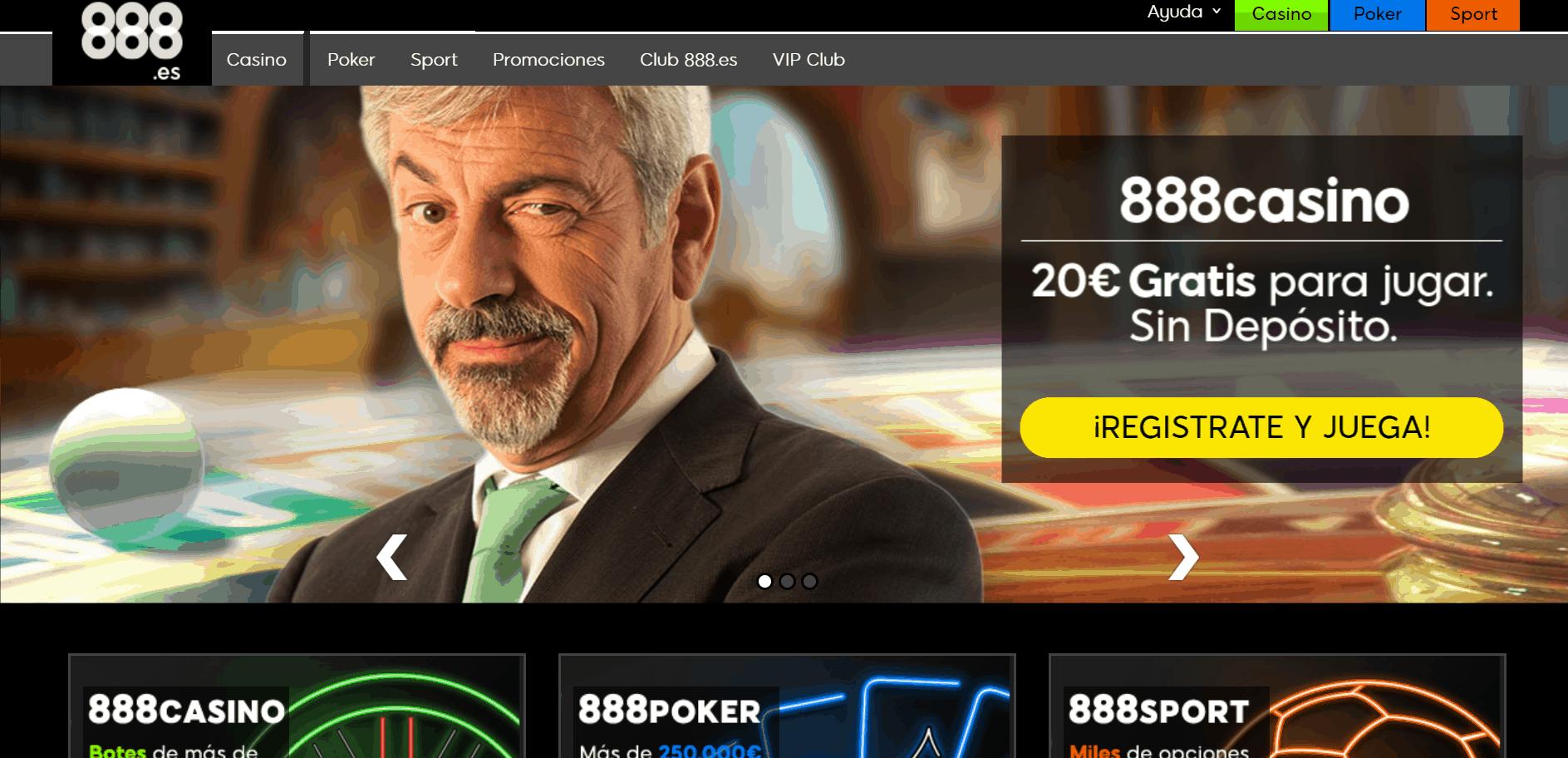 888casino desktop