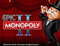 Epic MONOPOLY II logo