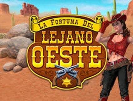 La Fortuna del Lejano Oeste logo