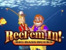 Reel 'em In! Big Bass Bucks logo