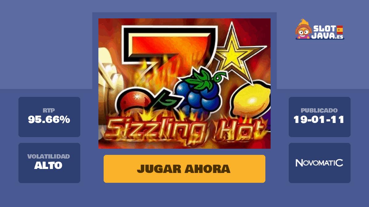 Sizzling Hot Java Download