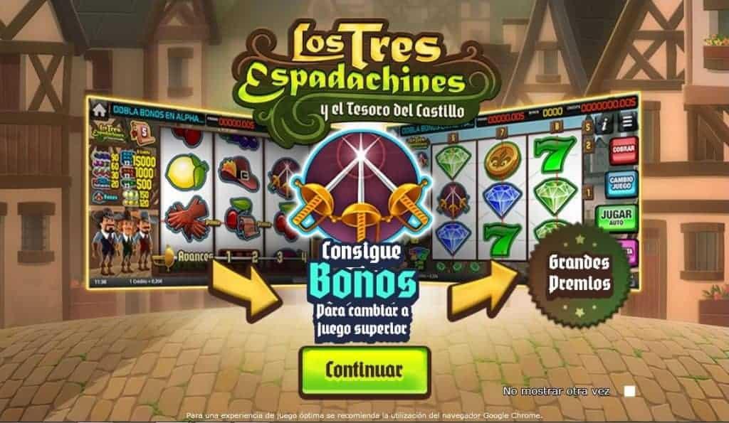 Símbolos, Gráficos, sonidos y animaciones de los tres espadachines y el tesoro del castillo