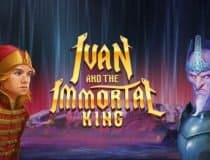 Ivan and the Immortal King logo