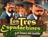 Los Tres Espadachines y el Tesoro del Castillo