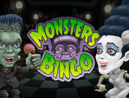Monsters Bingo logo