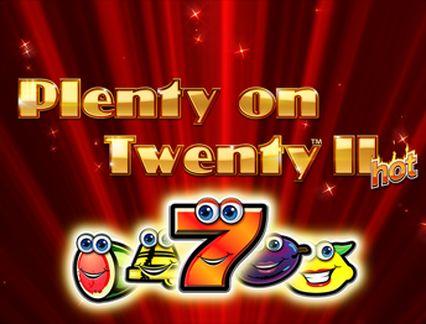 Plenty on Twenty II