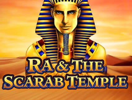 Ra & The Scarab Temple logo