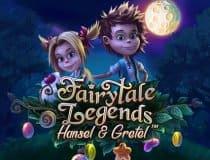 Fairytale Legends: Hansel and Gretel logo