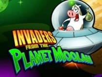 Invaders from the Planet Moolah logo