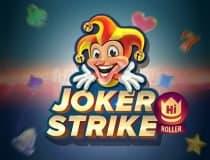 Joker Strike logo