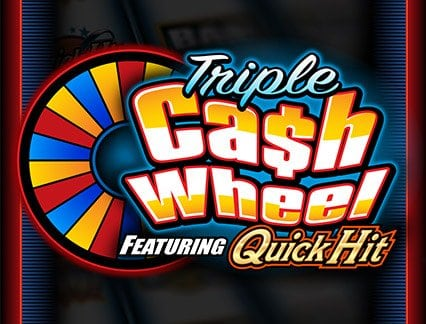 Triple Cash Wheel logo