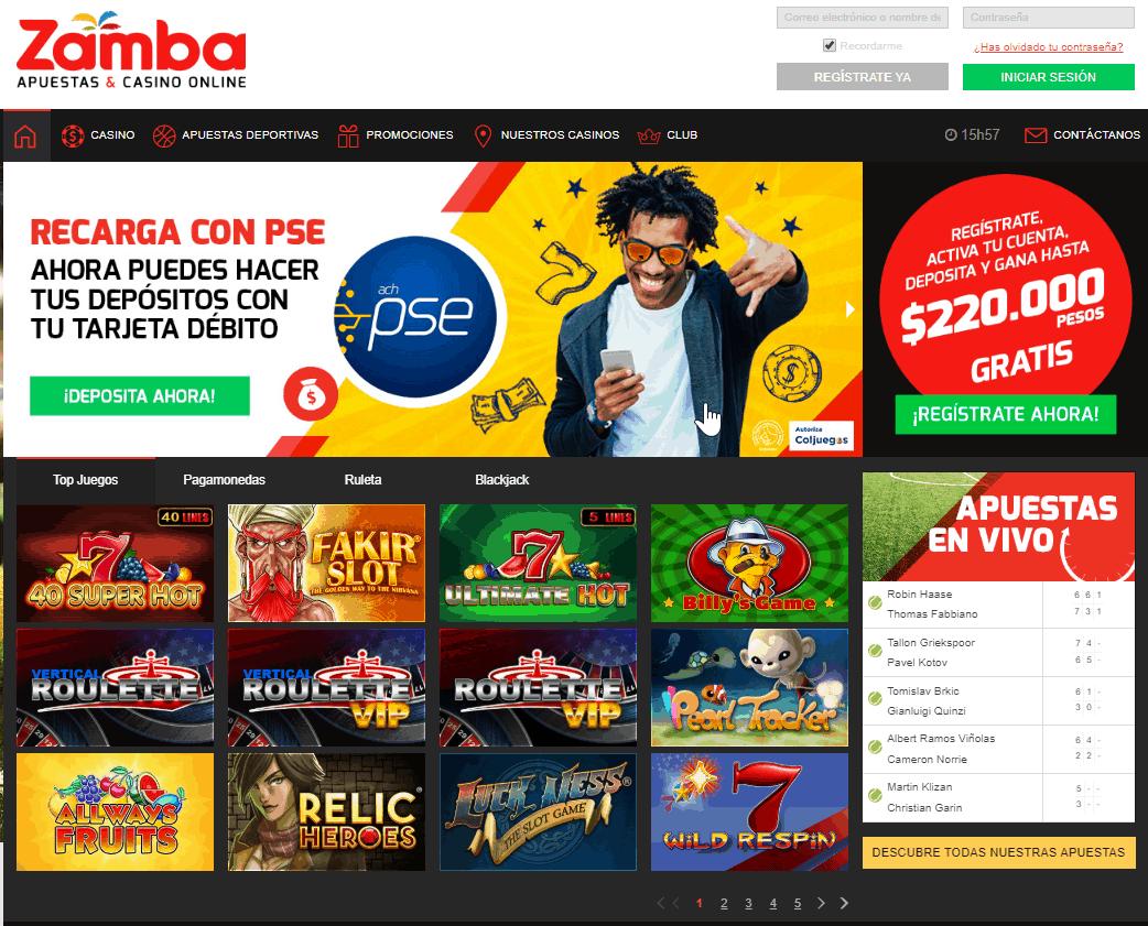 Zamba desktop