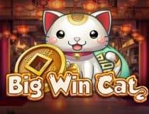 Big Win Cat logo