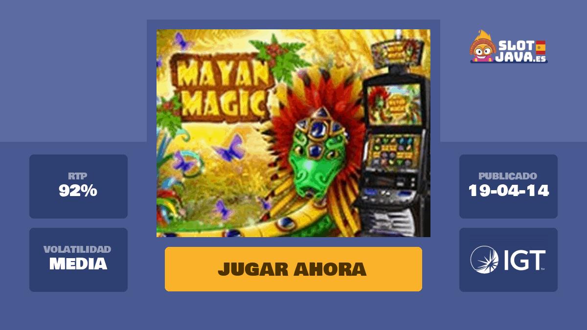 Mayan Magic Slot