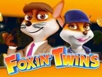 Foxin Twins logo