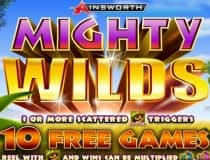 Mighty Wilds logo