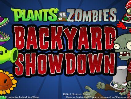 Plant Vs Zombies