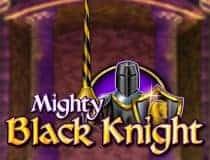 Mighty Black Knight logo