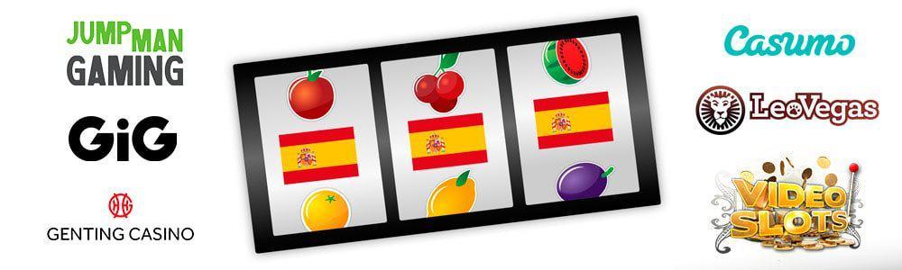 Nuevos operadores de juego online en España