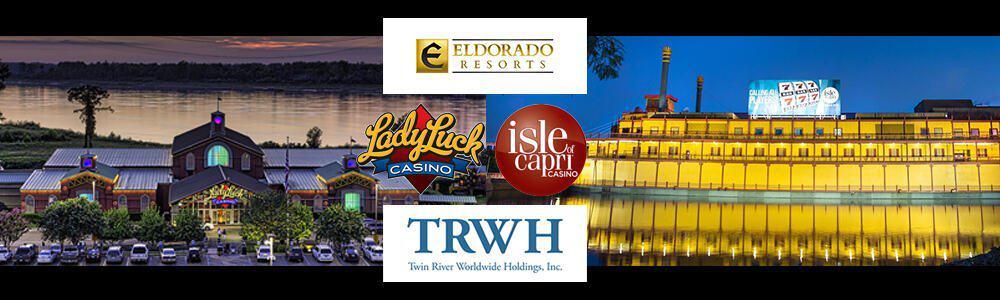 ElDorado Restorts vende dos de sus casinos a Twin River