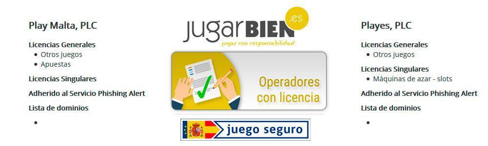 Dos nuevos operadores de juego online en España