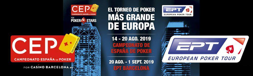 El mayor evento del poker europeo tendrá lugar en Barcelona