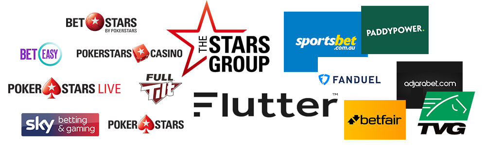 Flutter Entertainment Plc. compra The Stars Group Inc (TSG).