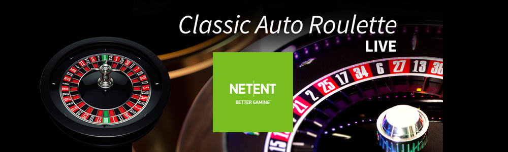 Auto Roulette Studio de NetEnt