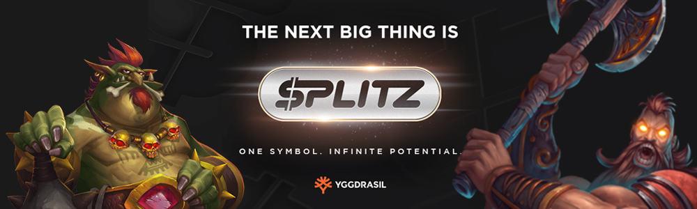 Splitz, la nueva mecánica de las slots de Yggdrasil